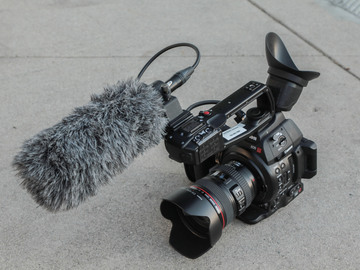 Rent: Canon C100 Mark II Documentary Package
