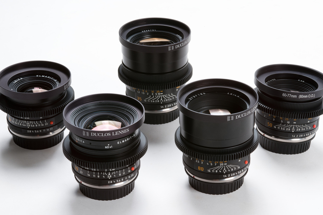 Leica-R Summilux Duclos 6 Lens Set