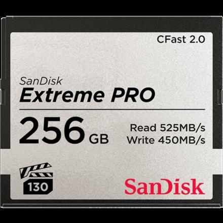 Sandisk 256Gb Cfast 2.0