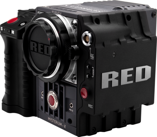 RED Scarlet X Body