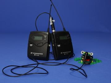 Rent: Sennheiser ew 112-p ENG G3 Wireless Kit