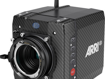 Rent: ARRI Alexa Mini Studio Package