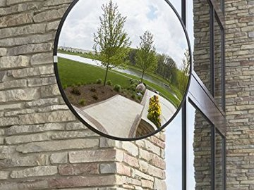"Rent: 30"" Convex Mirror"