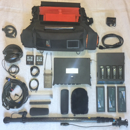 Sound Devices 688 Audio Package