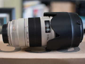 Rent: Canon EF 70-200mm f/2.8 L IS II USM Mark ii