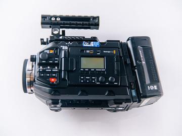 Rent: Blackmagic URSA Mini 4.6k Pro PL/EF - Best Deal in NYC