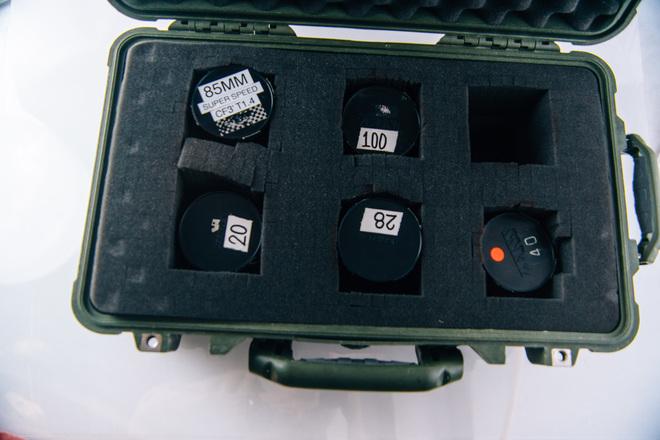 Zeiss Standard Speed Set T2.1 + 85mm Super Speed B