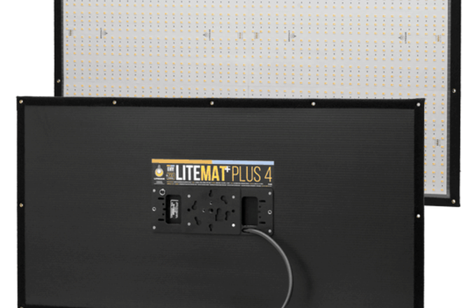 (2) LiteGear LiteMat+ PLUS 4 w/ C-Stands (NEW VERISON)