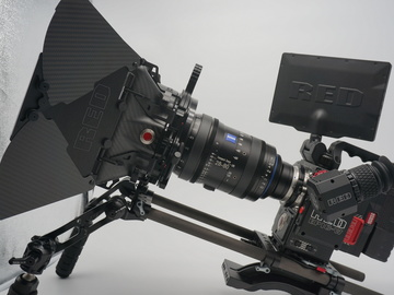 Rent: RED EPIC W 8K Indie Filmmaker Package (includes lens&tripod)