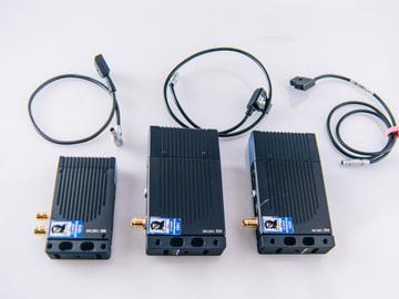 Rent: Teradek 500 / SDI/HDMI 1-Transmitter  / 2 Receivers  - 3rd G