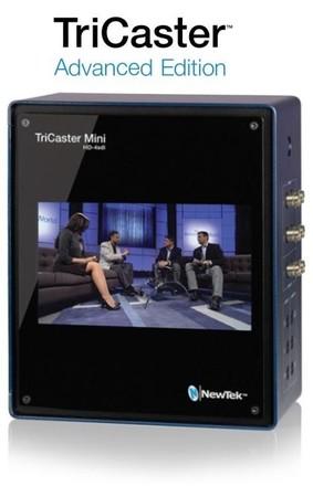 TriCaster SDI + 4 Panasonic 4ks + Operator LIVE STREAM, IMAG