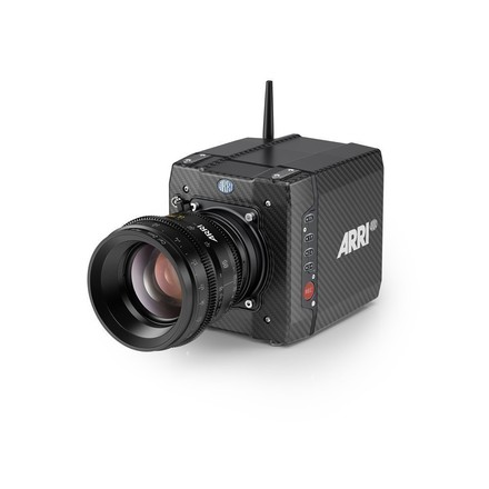 ARRI Alexa Mini & LWS Kit + (2) 512GB & (1) 128GB CFast Card