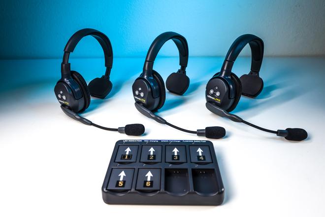 EarTec UltraLITE Wireless Headsets (3 set)