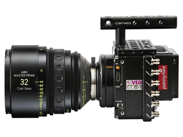 Rent: PHANTOM VEO 4K (10G) HIGH SPEED = 1000FPS @ 4K + CAM OP TECH