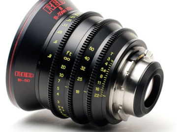 Rent: 18-50mm T/3 Compact iRED - PL Zoom