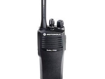 Rent: Motorola CP200 Walkies