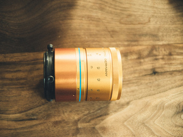 Rent: Isco 2x Anamorphic lens kit with clamps and SLR Lens