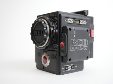 Rent: RED Epic-W Helium 8K S35, Body Only