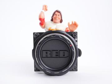 Rent: RED DSMC Canon Mount (Captive)