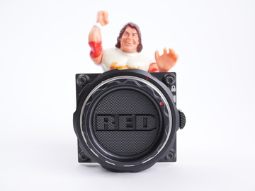 Rent: RED DSMC Canon Mount (Captive)