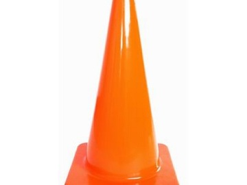 Rent: 20 Large Traffic Cones
