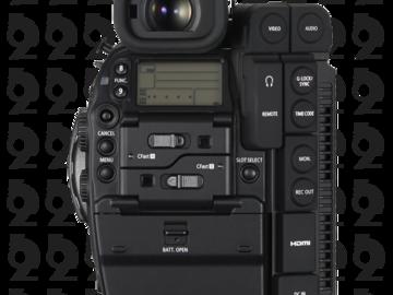Rent: Canon EOS C300 Mark II Cinema Camera + (2) 128GB Cards