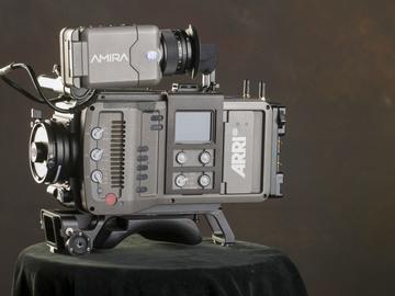 Rent: ARRI Amira Camera 4K Premium License