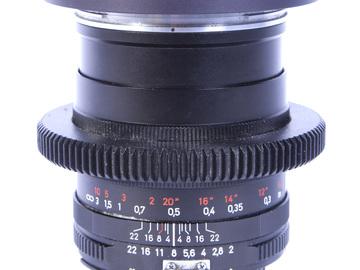 Rent: Zeiss 35mm