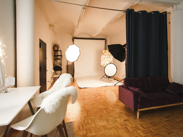Affordable Photo/video Studio in Midtown