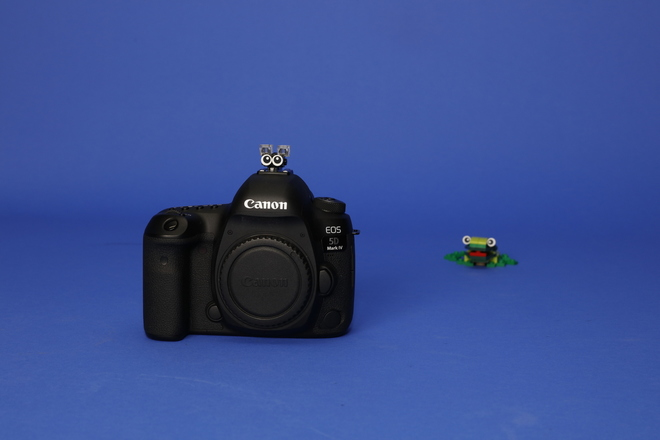 CANON | EOS 5D MK IV | 30.4MP | KIT