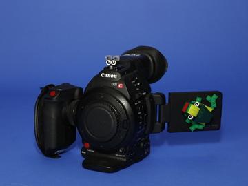 Rent: Canon C100 Mark II