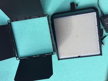 Rent: 1x1 LED Panel (2)