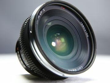Rent: Zeiss Classic Distagon 18mm f/3.5 T*