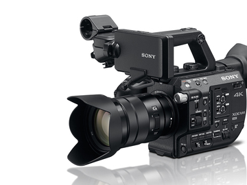 Rent: SONY  PXW-FS5