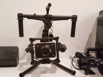 Rent: Movi M5 with Mimic and Case
