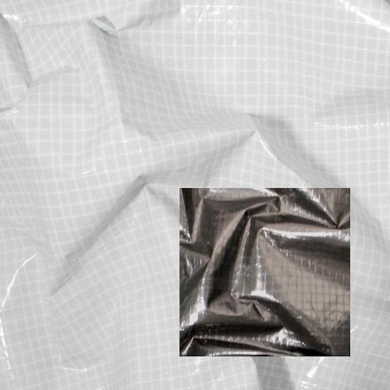 OVERHEAD FABRIC | 8X8' | GRIFFOLYN | BLACK/WHITE