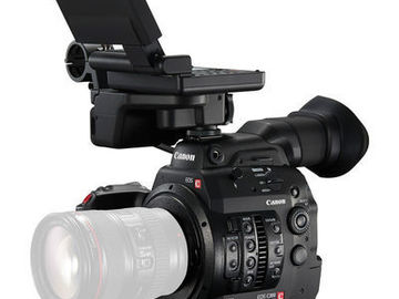 Rent: Canon EOS C300 Mark II (B)