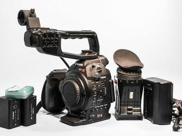 Rent: Canon EOS C100 Dual Pixel AF