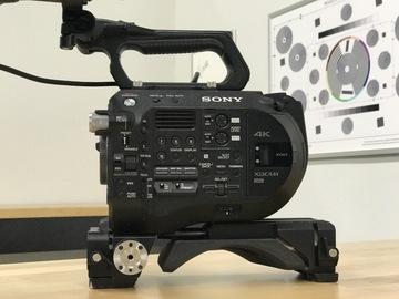 Rent: Sony PXW-FS7M2 XDCAM Super 35 Camera System (5 of 6)