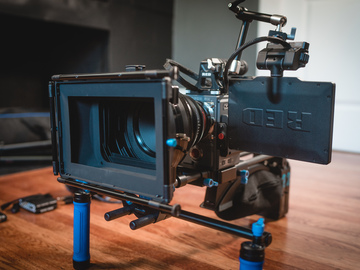 RED Scarlet-W Dragon 5K Package (Ready to Shoot)