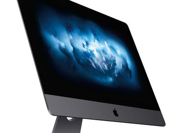"Rent: Apple 27"" iMac Pro with Retina 5K Display (Late 2017)"