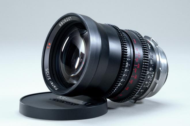 135mm Zeiss Standard Speed T2.1 lens