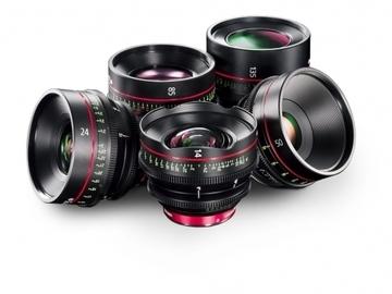 Canon CN-E Cinema Prime Lenses (Set of 2)