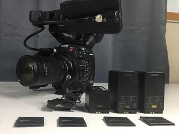 Rent: Canon EOS C200 Cinema Camera **BUNDLE**