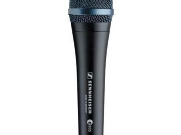 Rent: Sennheiser E935 Handheld Interview Microphone