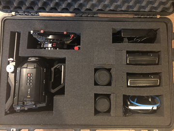 Rent: Blackmagic URSA Mini 4.6K Full Package