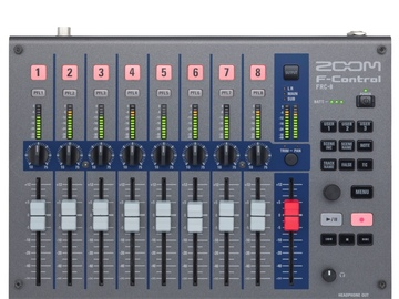 Zoom F-Control for F8 and F4 Multi-Track Field Recorders