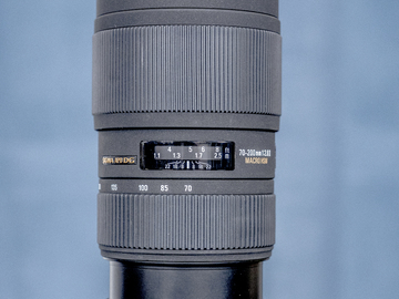 Rent: Sigma 70-200mm f/2.8 EX DG APO OS HSM (EF Mount)