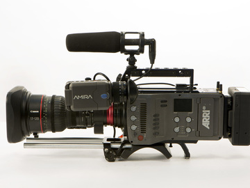 Rent: Arri Amira 4K EF or PL - Cinema Package (Teradek, FIZ, etc)