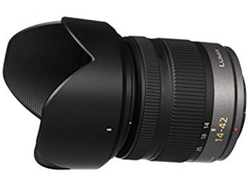 Panasonic Lumix G Vario 14-42mm f/3.5-5.6